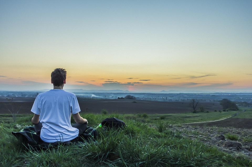 Meditación para principiantes (tres formas sencillas de empezar a meditar)