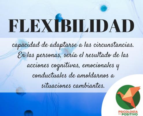 que es la flexibilidad